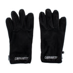 Carhartt WIP Beaufort Gloves Black / Reflective - Deadstock.ca