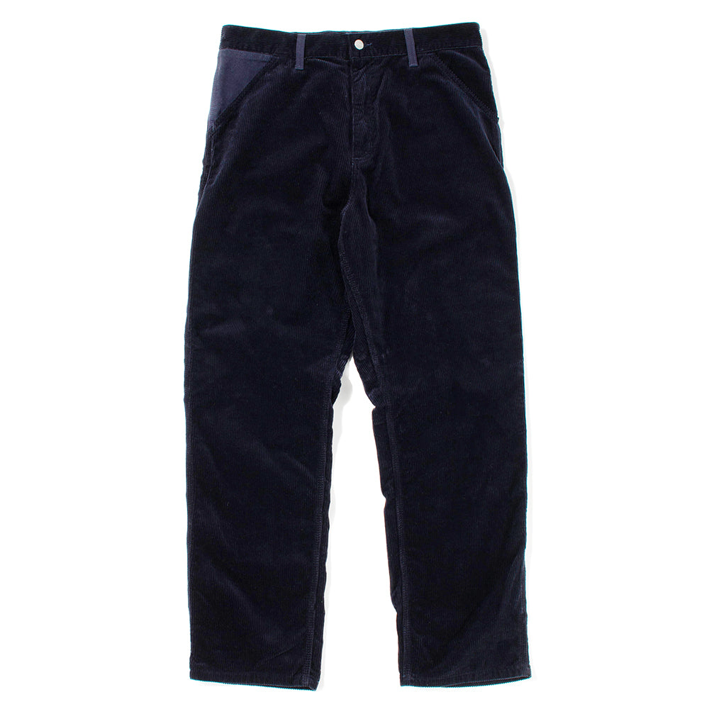 I027211 Carhartt WIP Single Knee Pant / Dark Navy Rinsed