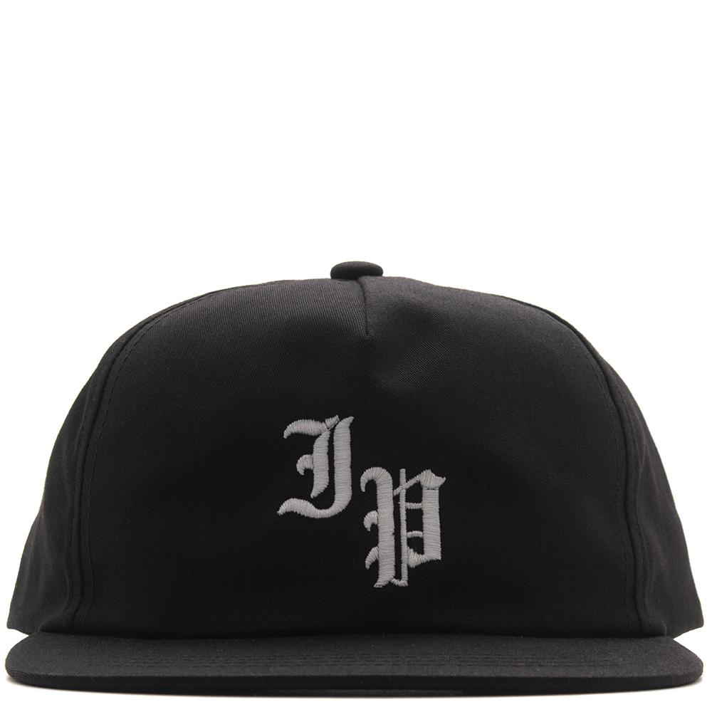 Style code IPH0005BLK. IGNORED PRAYERS SLAUSON 5 PANEL SNAPBACK / BLACK
