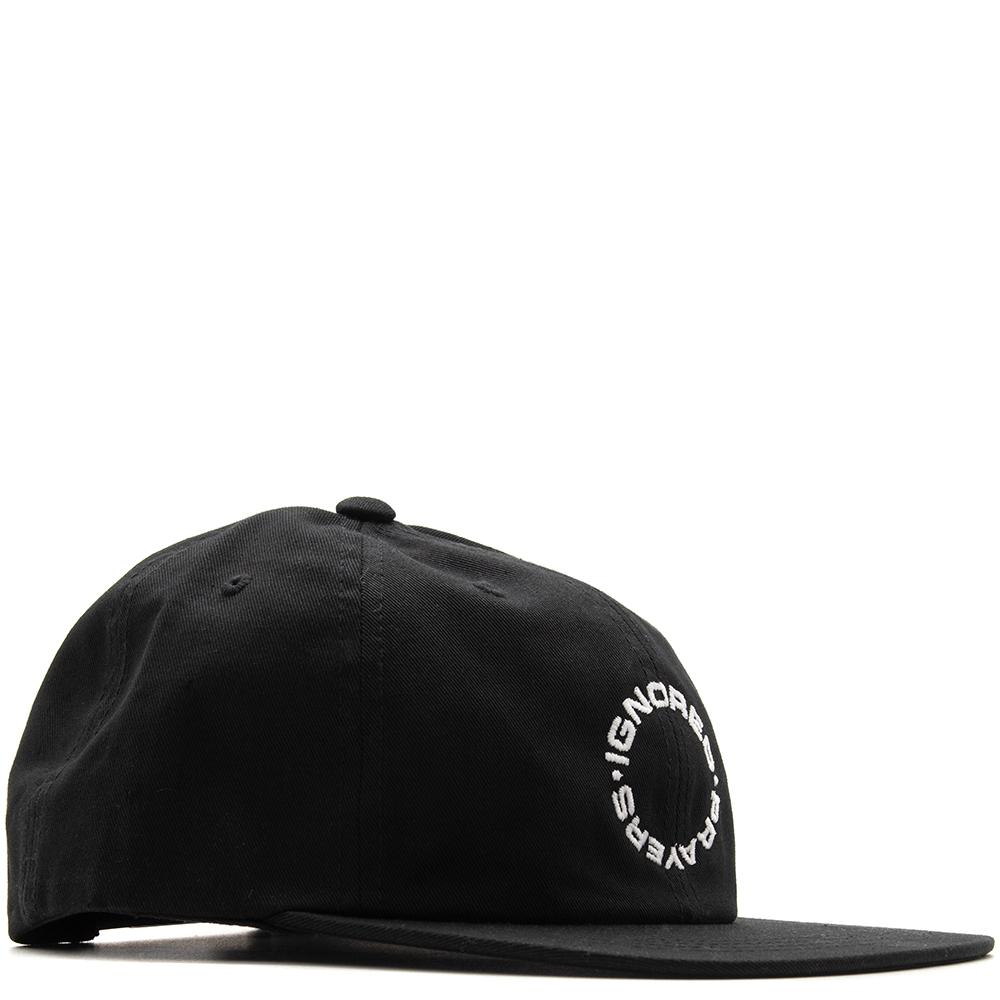 Style code IPH0013BLK. Ignored Prayers Infinite 6 Panel Snapback / Black