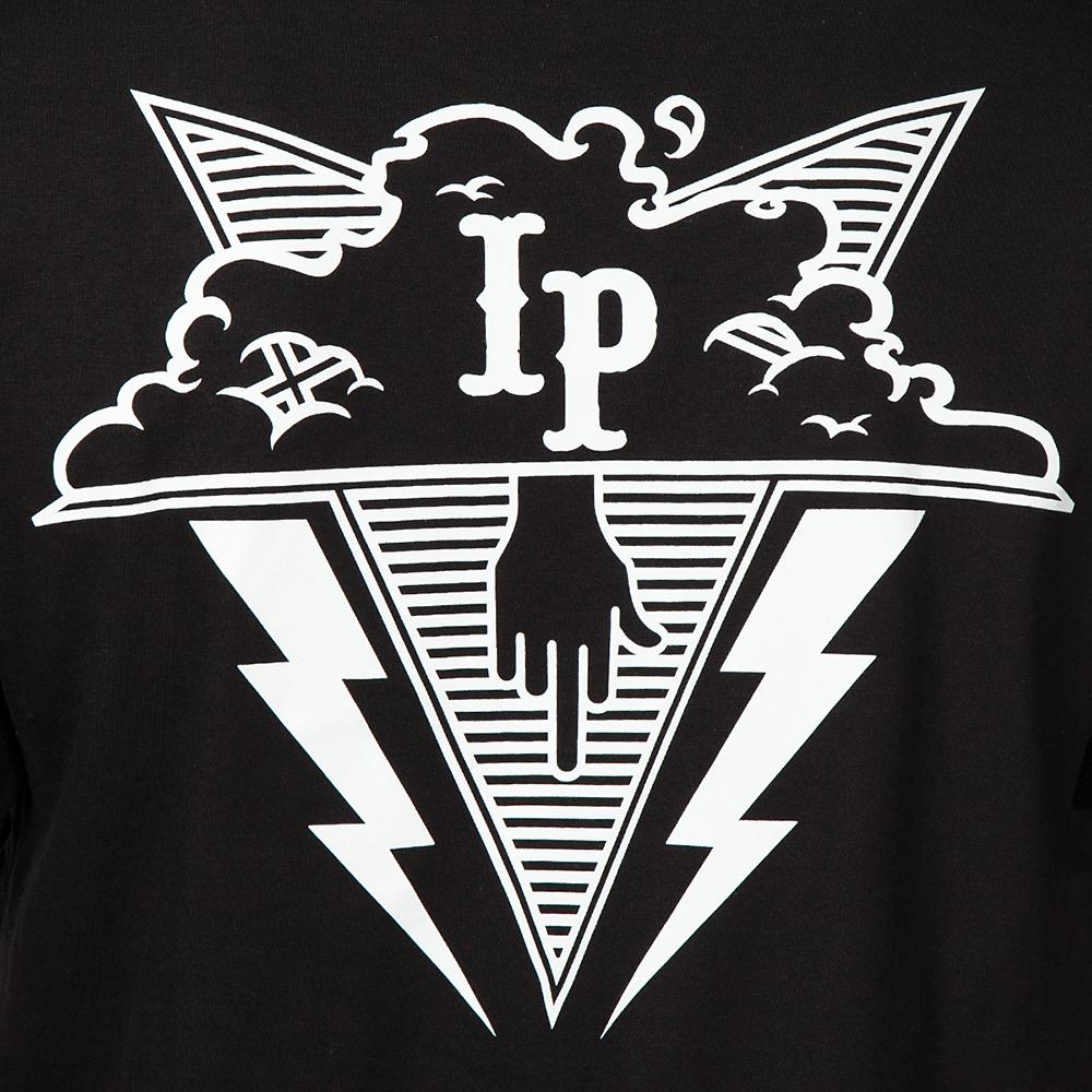 IGNORED PRAYERS CLOUDS T-SHIRT / BLACK