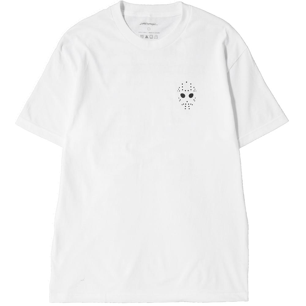 LIVESTOCK THE 13TH ART SHOW T-SHIRT / WHITE
