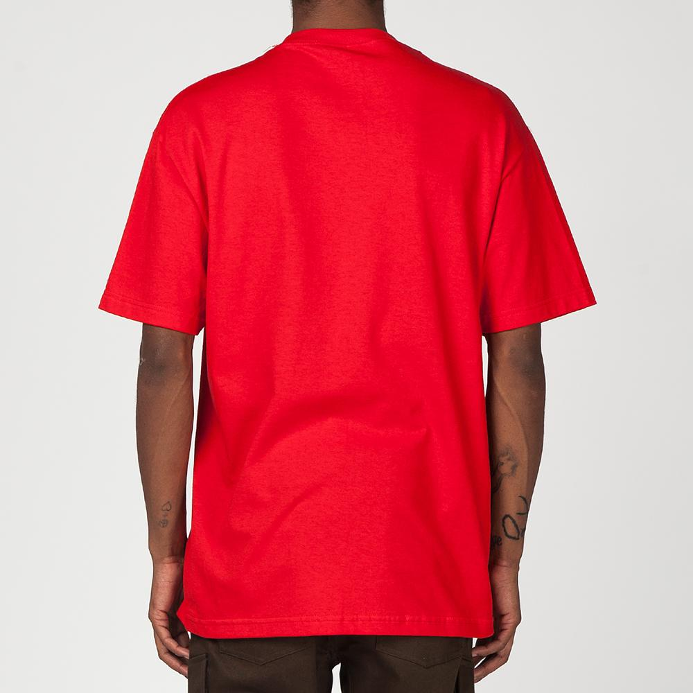 Livestock Logo T-Shirt / Red