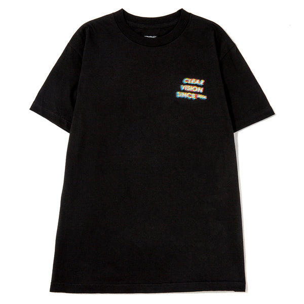 Livestock Clear Vision T-shirt / Black - Deadstock.ca