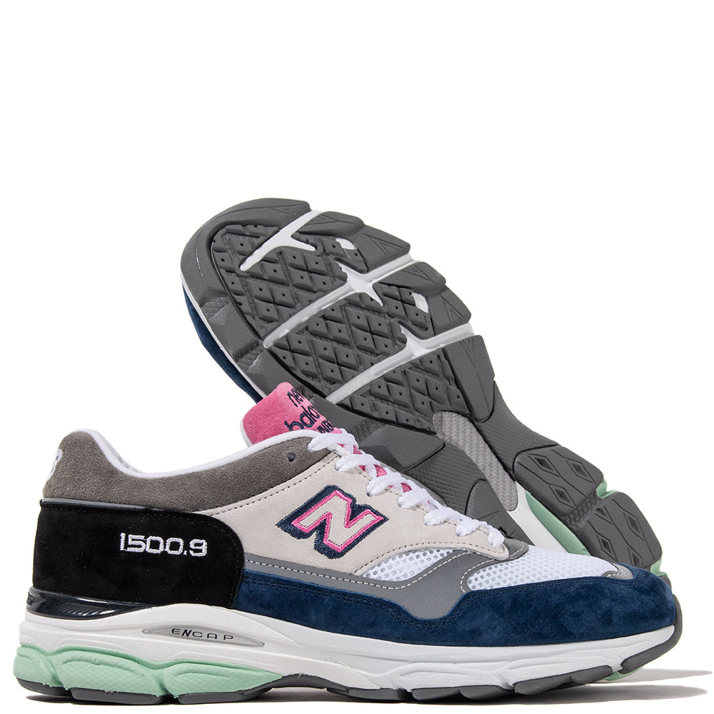grossiste 38363 49895 New Balance M1500.9FR Made In The UK White / Navy