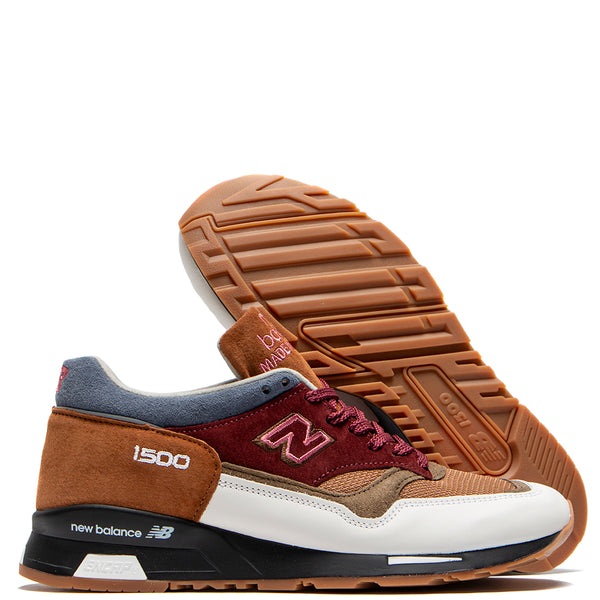 New Balance M1500BWB Burgundy / White - Deadstock.ca