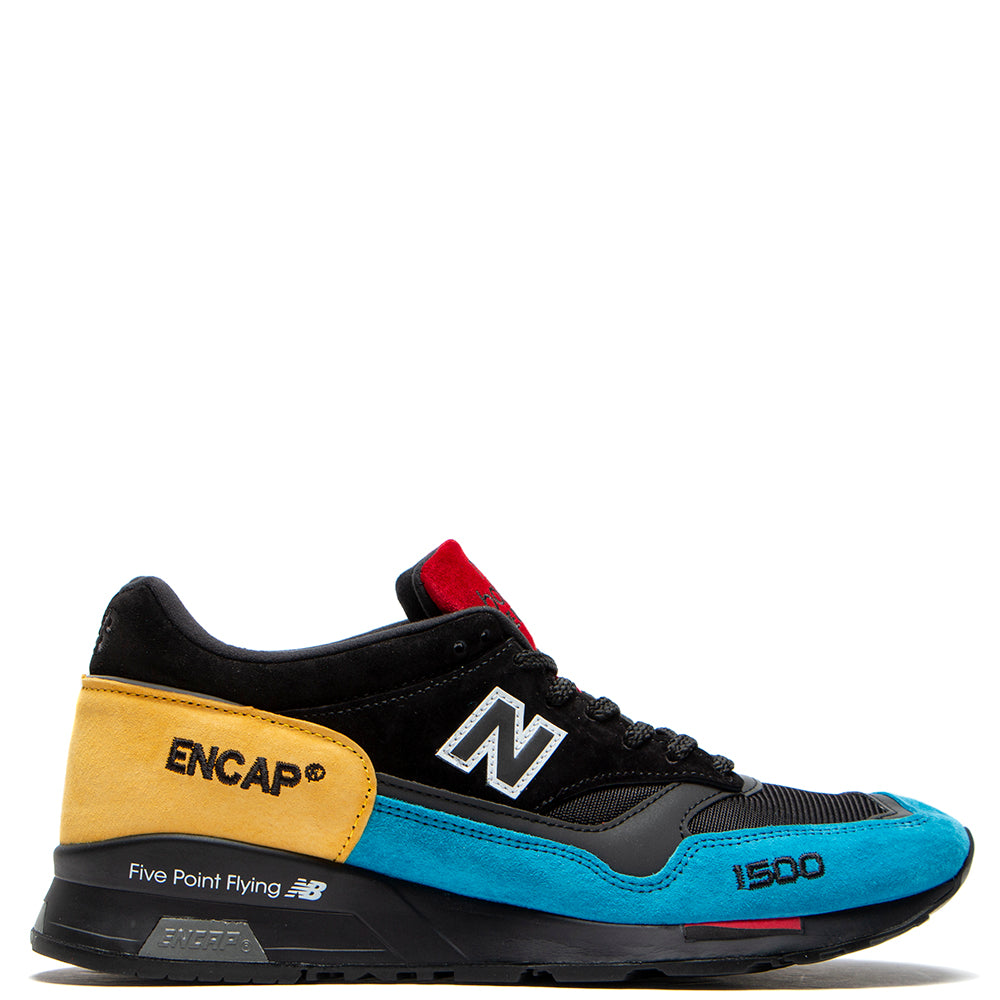New Balance M1500UCT Black / Blue - Deadstock.ca