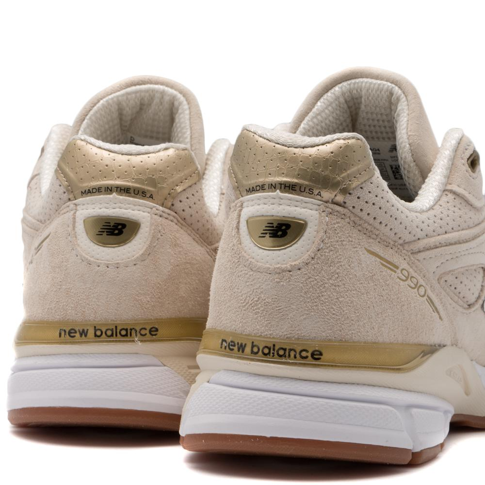 New balance footwear deadstock new balance m990ag4 angora biocorpaavc Choice Image
