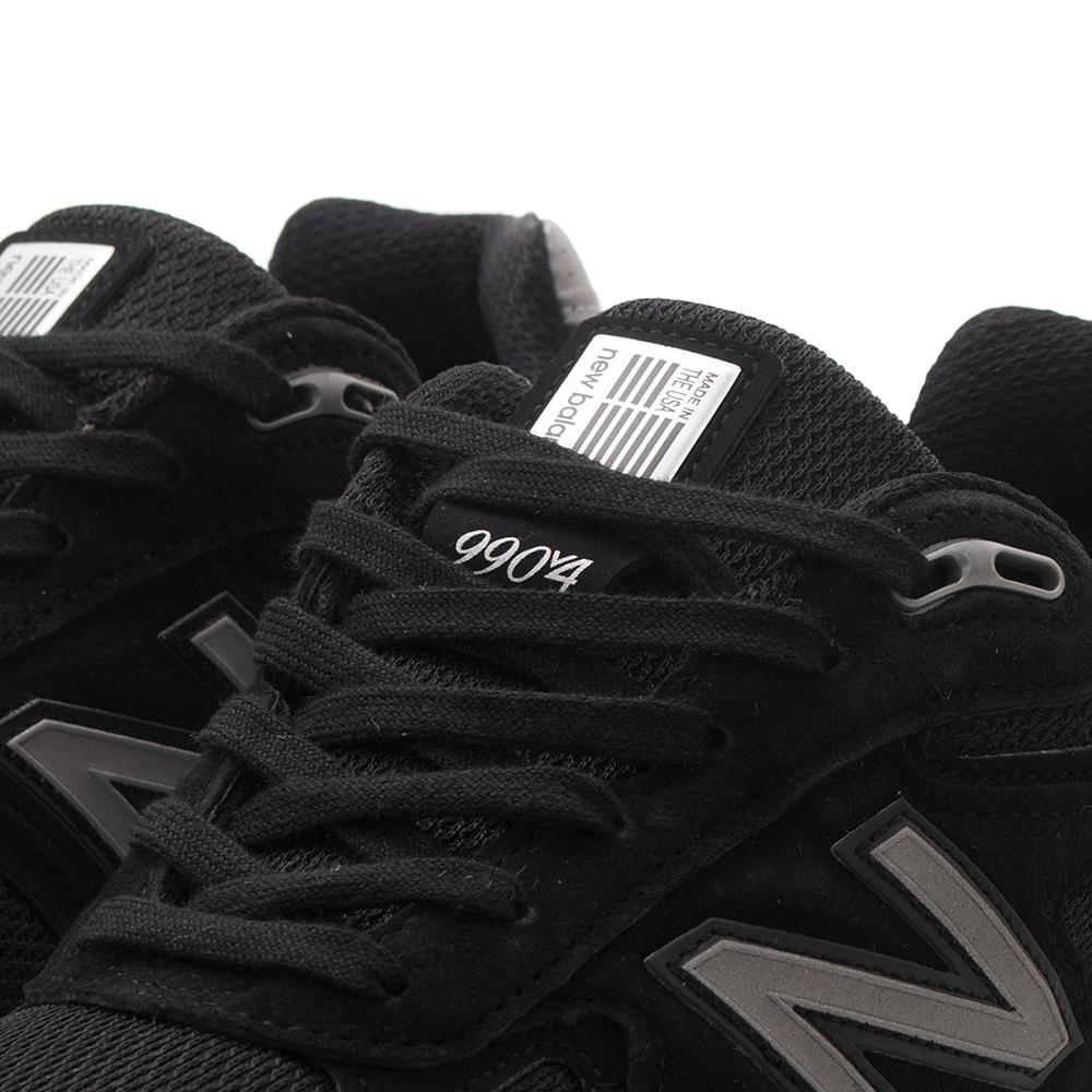 New balance footwear deadstock new balance m990bk4 made in the usa black biocorpaavc Choice Image