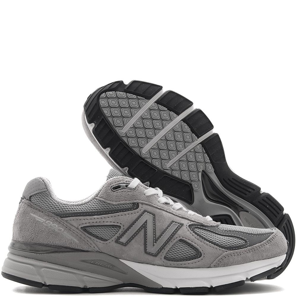 NEW BALANCE M990GL4 MADE IN THE USA / GREY