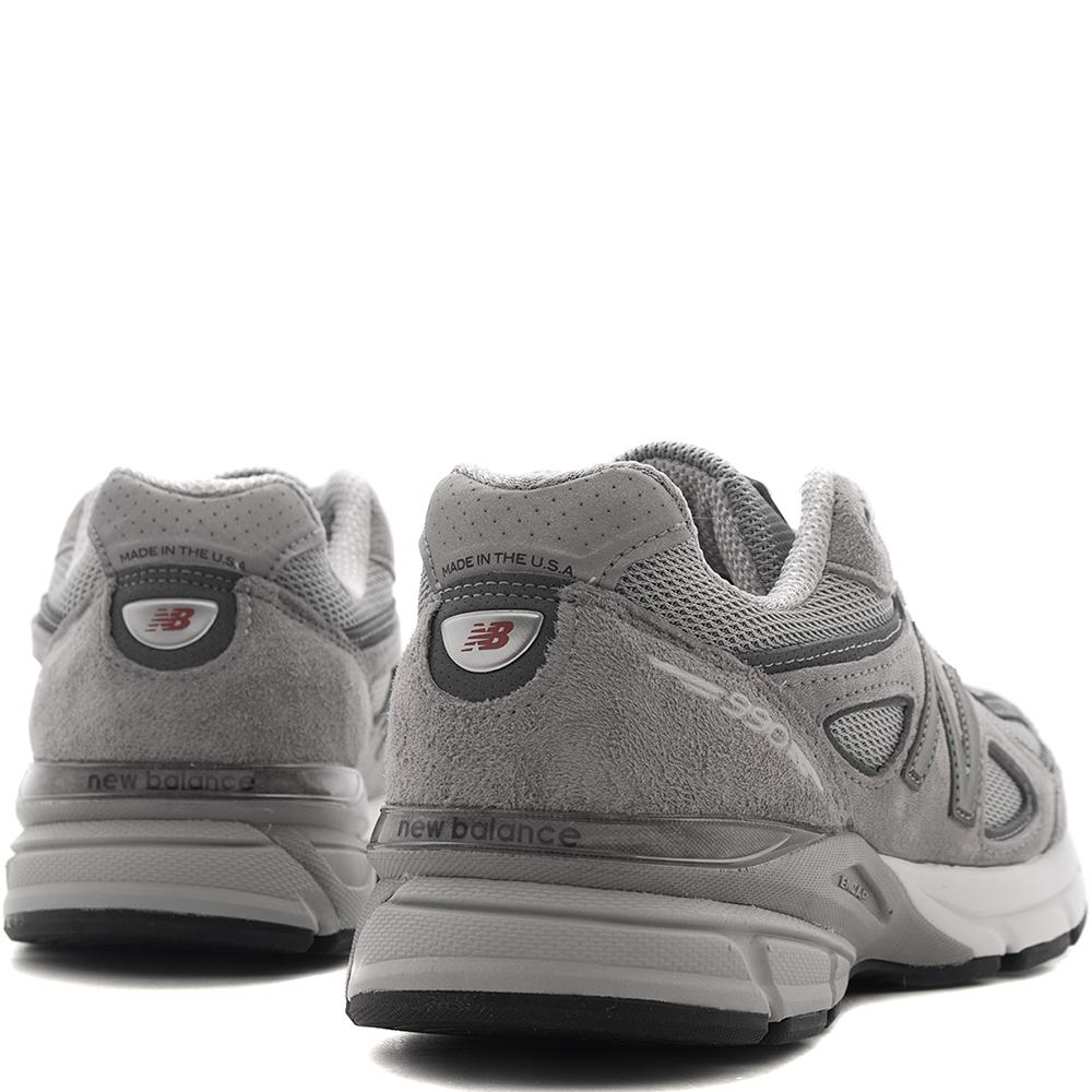 New balance footwear deadstock new balance m990gl4 made in the usa grey biocorpaavc Choice Image