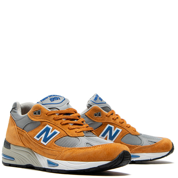 New Balance M991YBG / Yellow