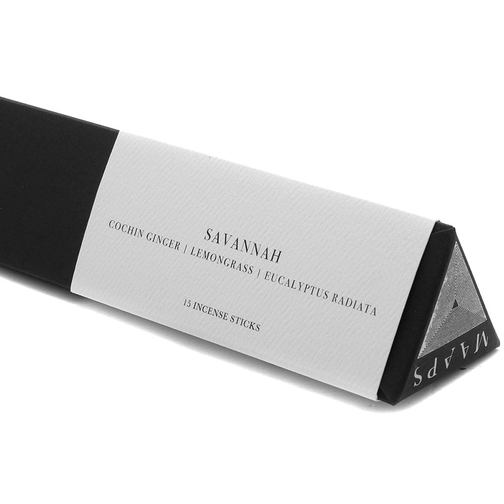 Style code MAAPS06. MAAPS SAVANNAH INCENSE - 15 STICKS