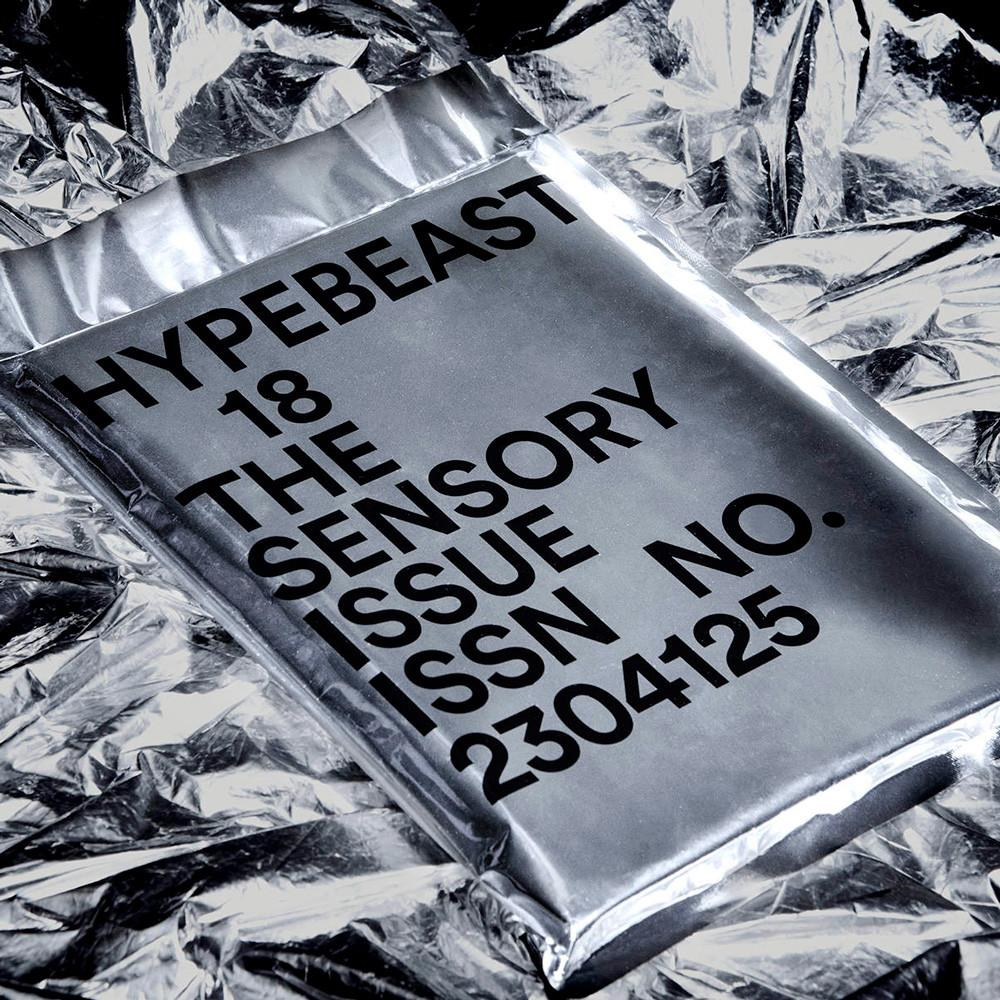 HYPEBEAST MAGAZINE ISSUE 18 / THE SENSORY ISSUE