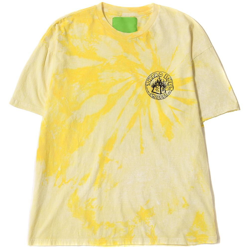 Style code MG0315. MISTER GREEN 3RD EYE T-SHIRT / TIE-DYE