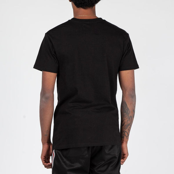 Mister Green No Apologies T-shirt / Black