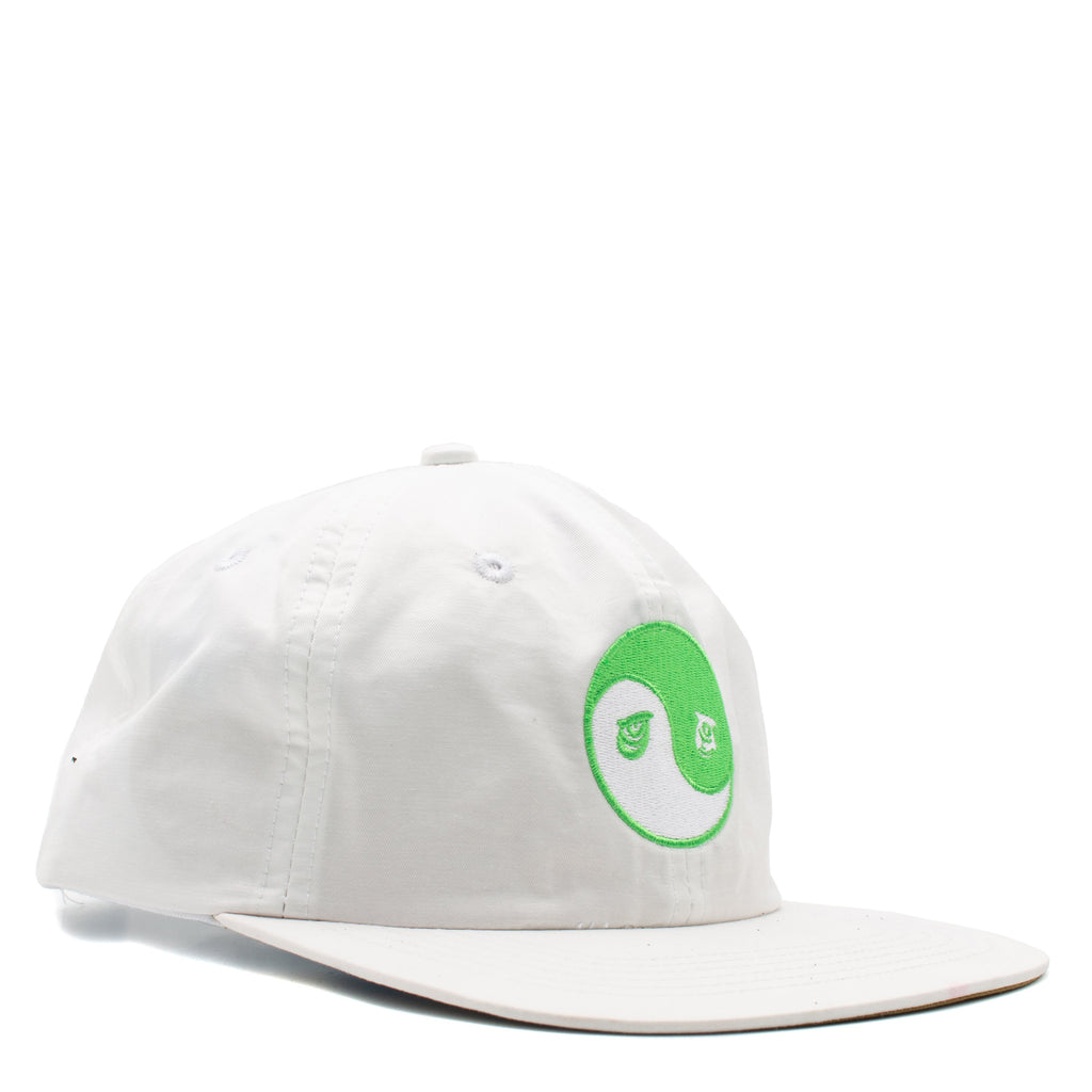 Mister Green Dualism Cap / White
