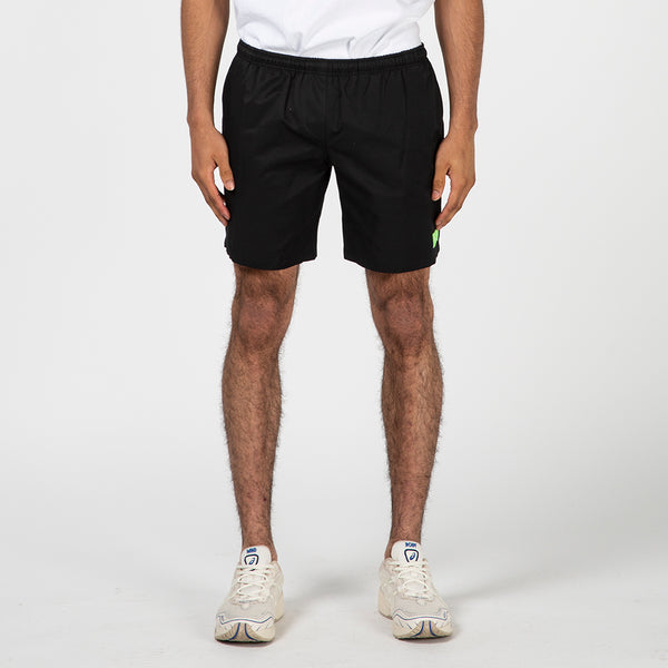 Mister Green River Baggy Shorts / Black