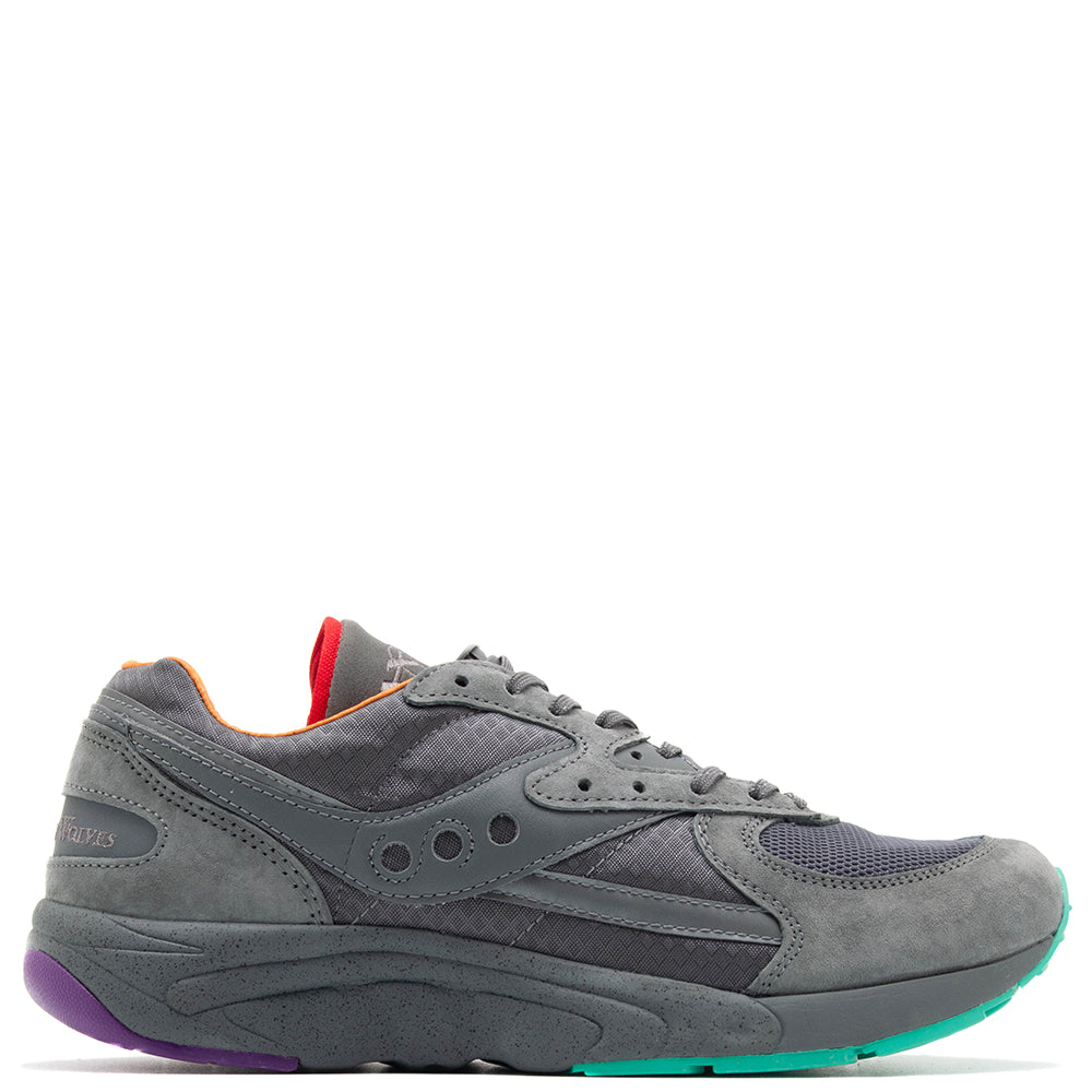 Saucony x Raised by Wolves Aya / Asphalt Jungle