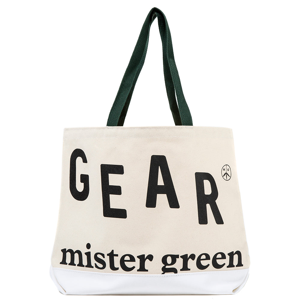 Mister Green GEAR Tote / Natural