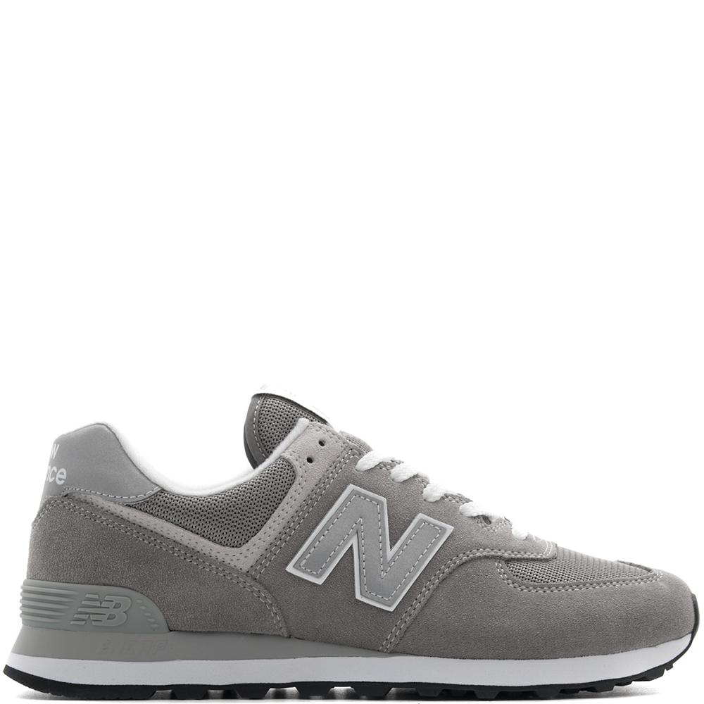 Style code ML574EGG. NEW BALANCE ML574EGG EVERGREEN / GREY