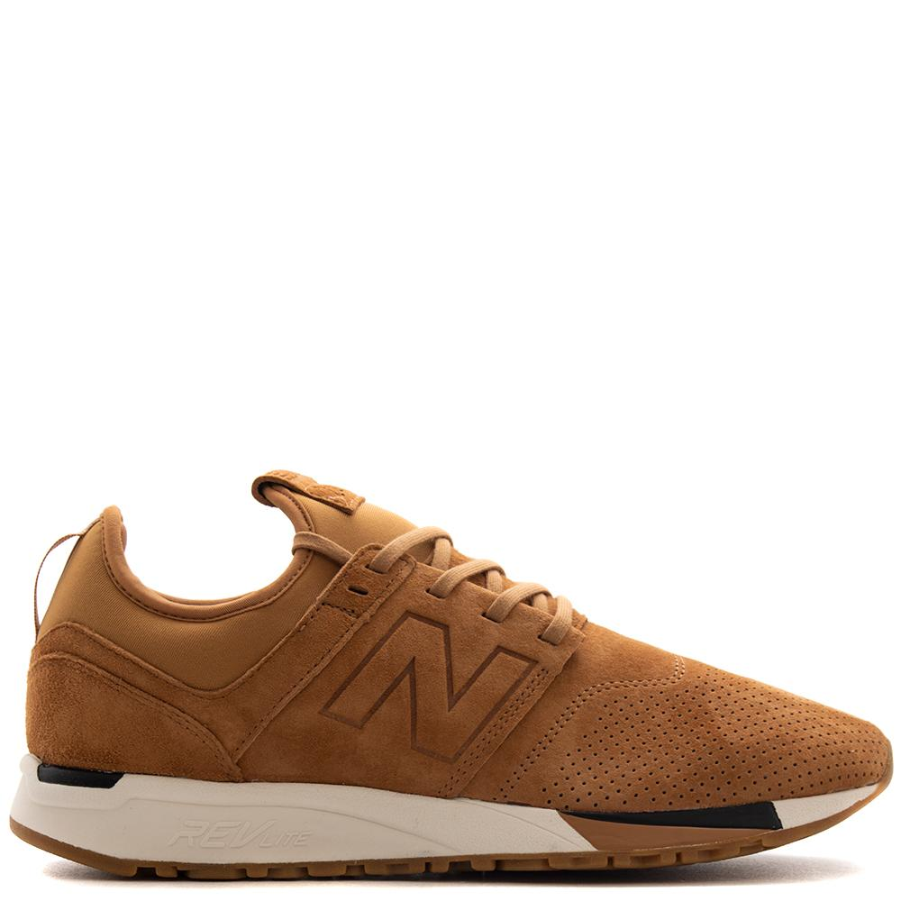 Style Code MRL247WT. NEW BALANCE MRL247WT BROWN