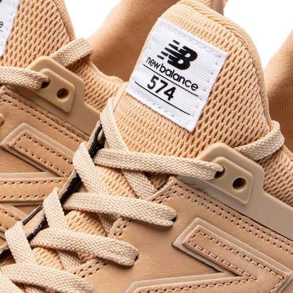 New Balance MS574LSR / Bone