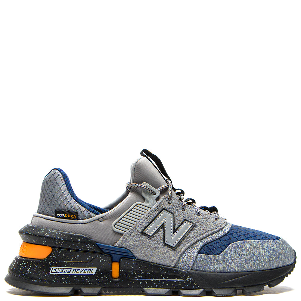 New Balance MS997SC Sport Steel / Techtonic Blue