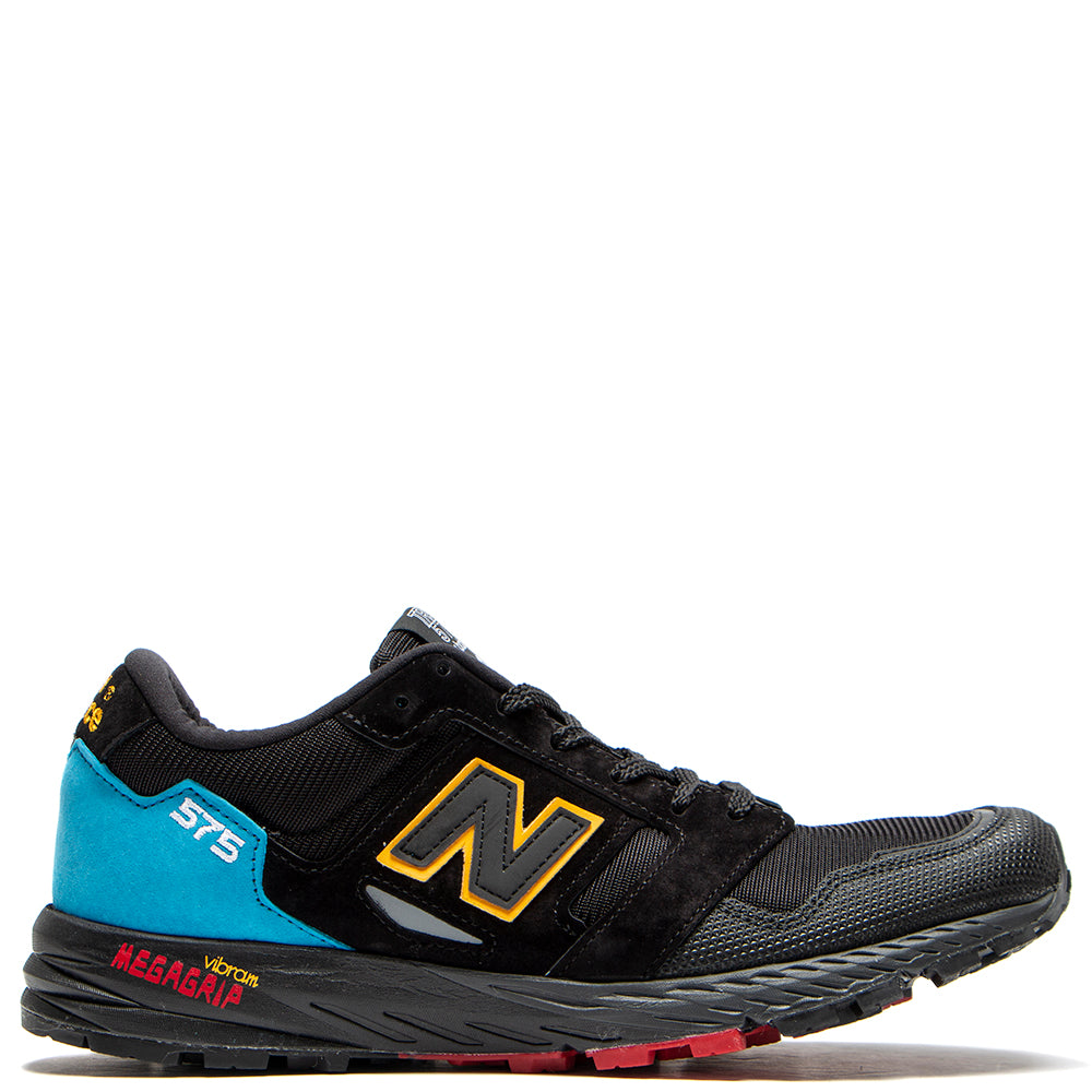 New Balance MTL575UT Black / Bright Blue - Deadstock.ca
