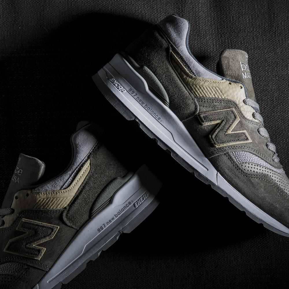 New balance footwear deadstock new balance m997fgg made in the usa grey green biocorpaavc Choice Image