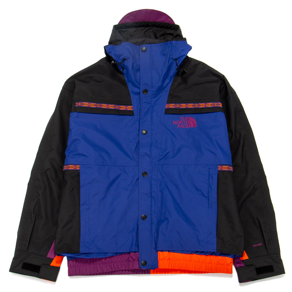 NF0A3MIB The North Face 92 Retro Rage Rain Jacket / Aztec Blue