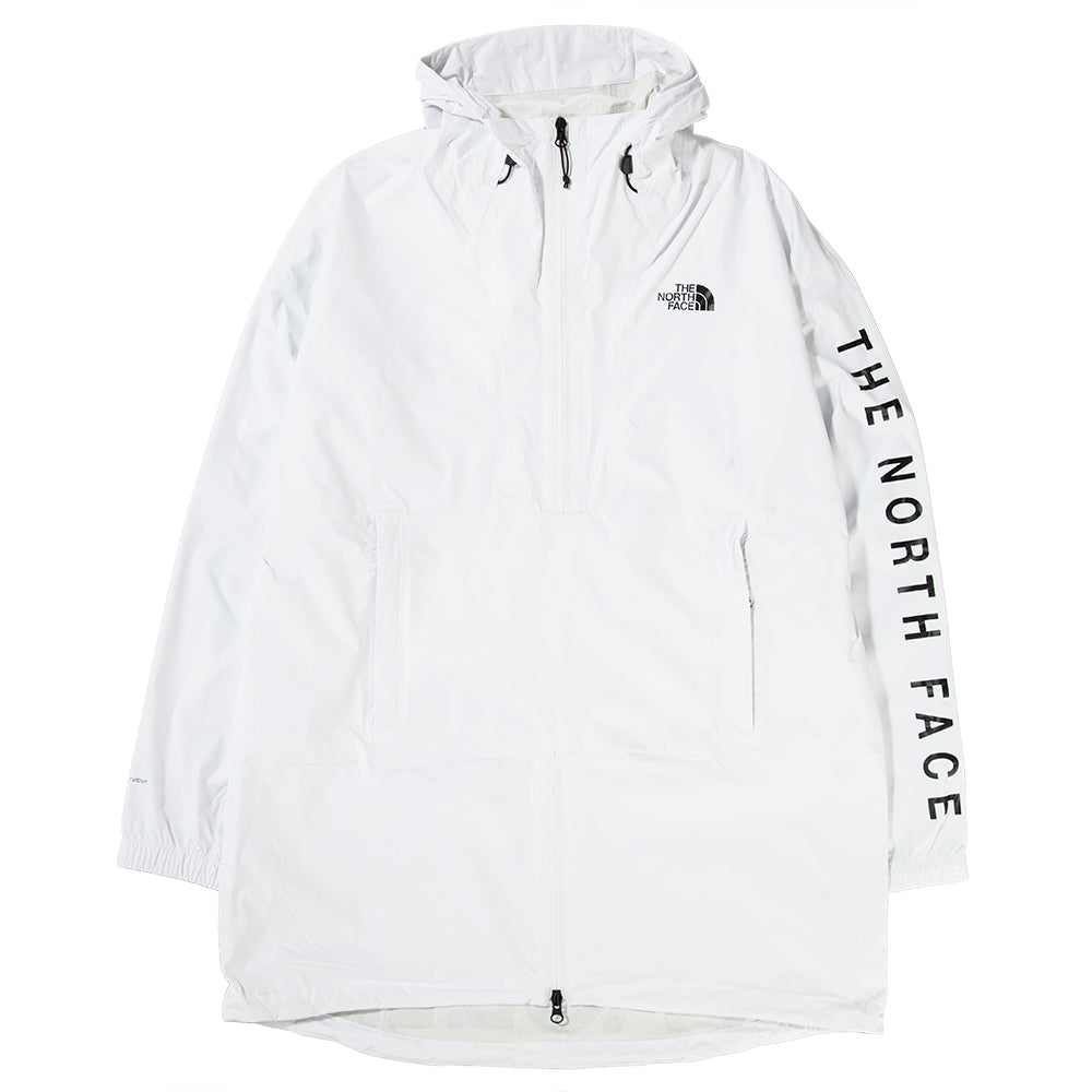 NF0A3MJ3WHT The North Face Cultivation Graphic Anorak / White