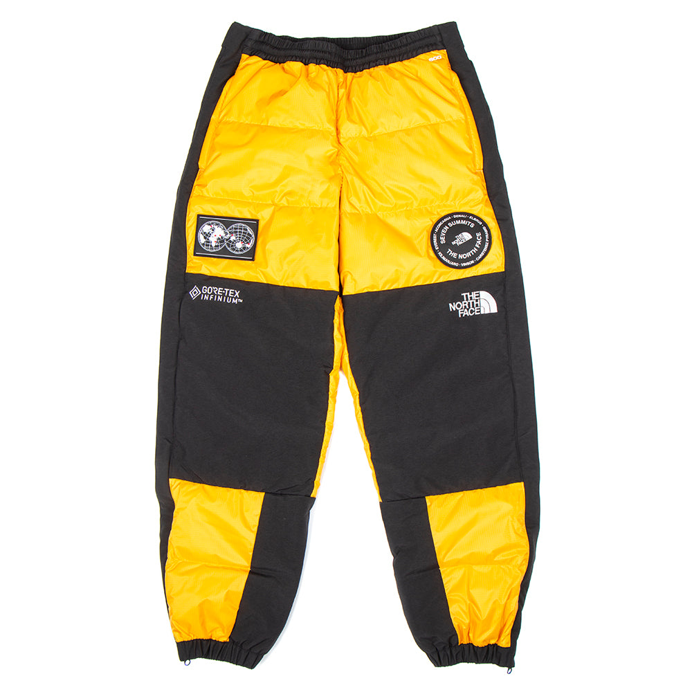 The North Face 7SE Down Pant GTX / TNF Yellow - Deadstock.ca