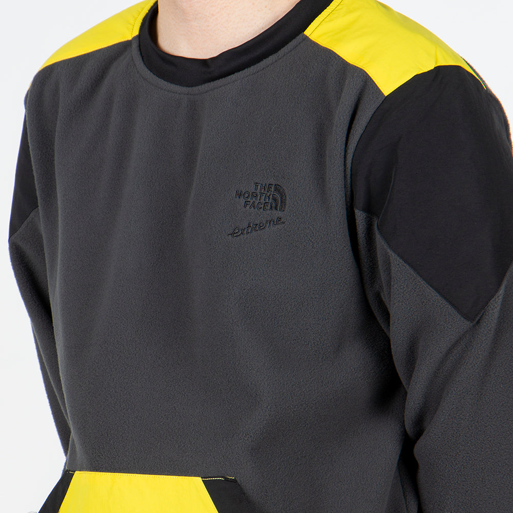 The North Face 90 Extreme Pullover Fleece / Asphalt Grey Combo