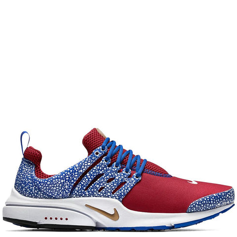 NIKE AIR PRESTO QS / GYM RED