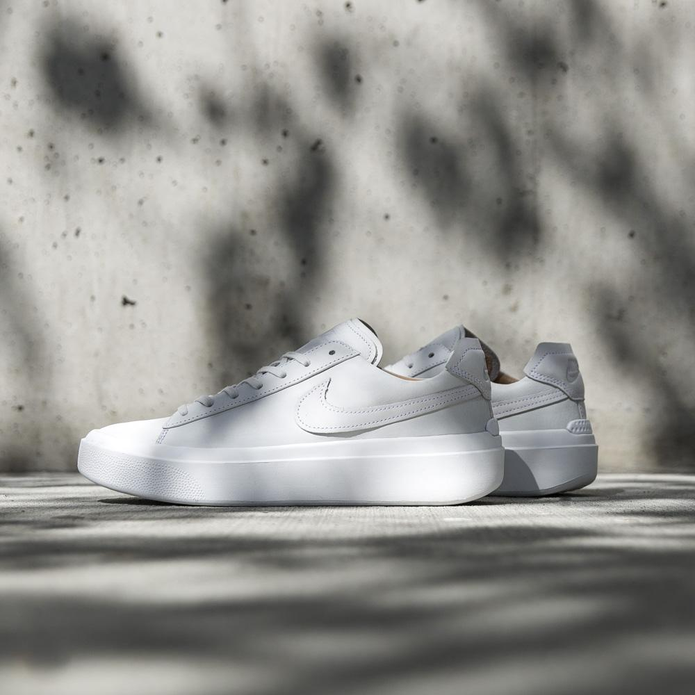 NIKE GRAND VOLEE QS WHITE / SUMMIT WHITE