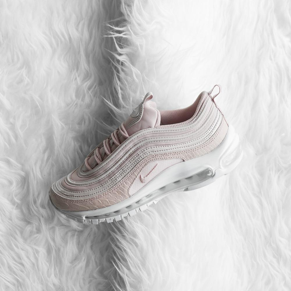 NIKE WOMEN'S AIR MAX 97 PREMIUM / SILT RED