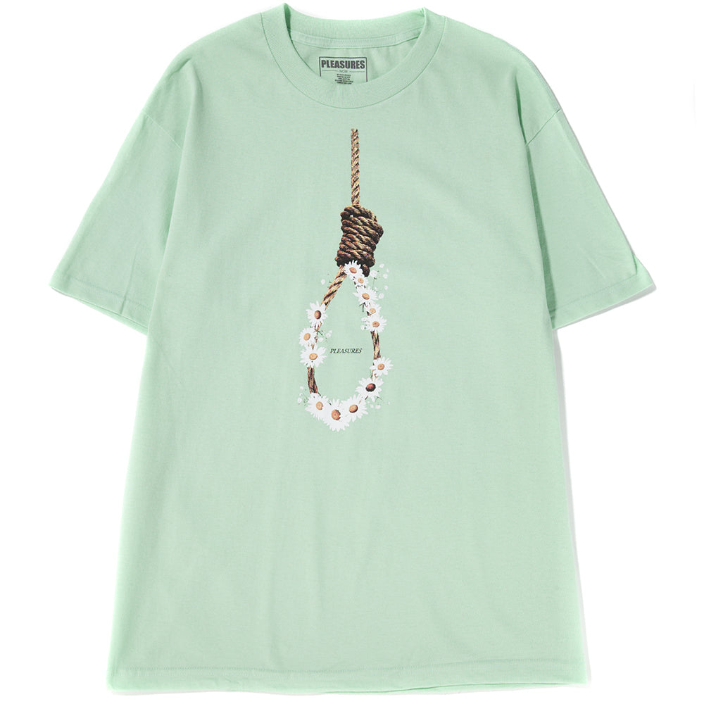 Style code P18S101027M. Pleasures Something Else T-shirt / Mint