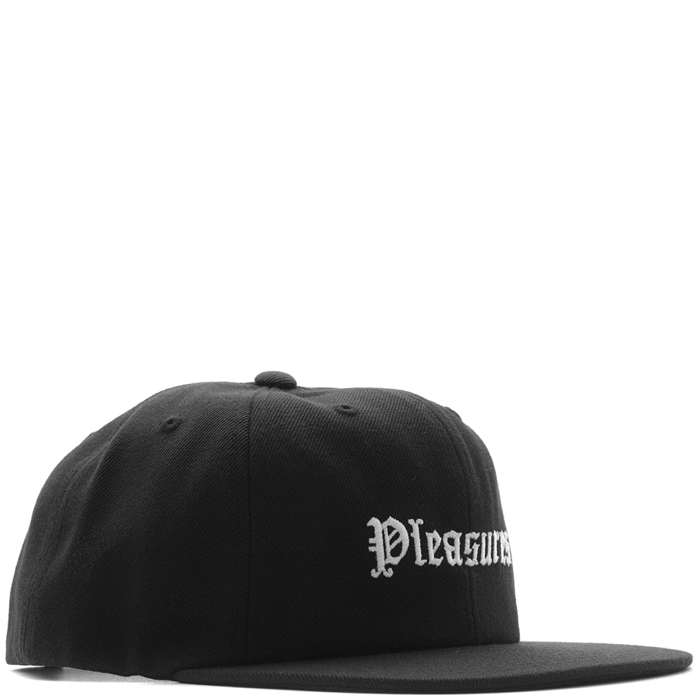 Style code P18S106029. Pleasures Violence Hat / Black
