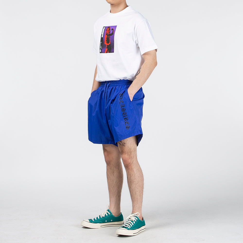 Pleasures Cult Shorts / Blue