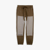 Pleasures Burnout Dyed Sweatpants / Olive