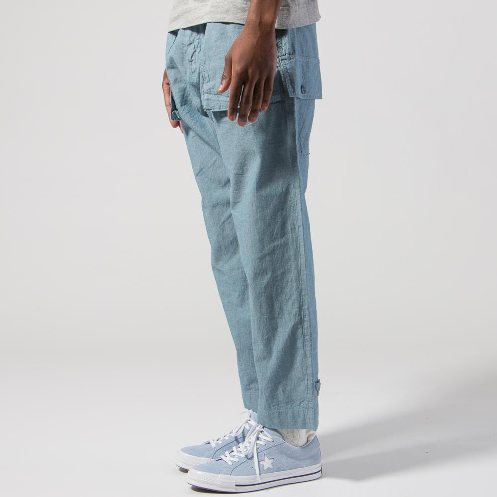 GARBSTORE WL FATIGUE PANT / BLUE