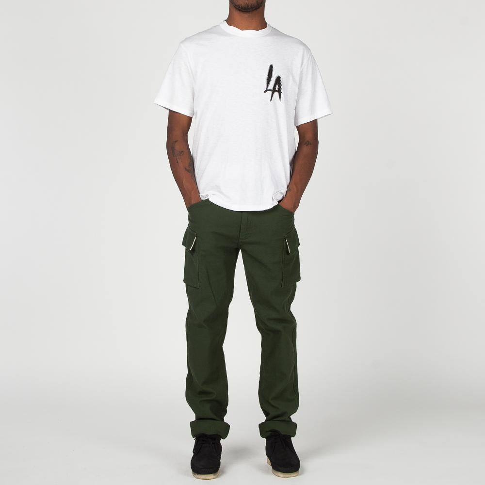 GARBSTORE WITE TROUSER / OLIVE