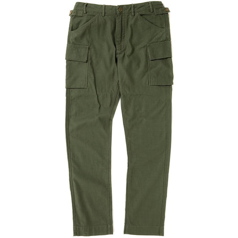 style code PA240GXCSAT. GARBSTORE WITE TROUSER / OLIVE