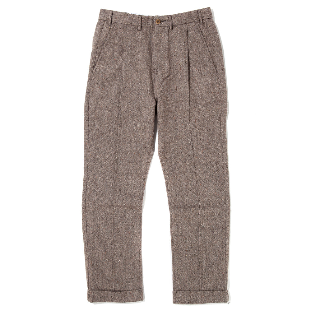 Style code PA413GZVTWETWE. Garbstore Pin Slacks / Tweed