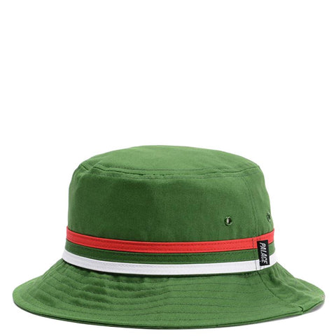 PALACE BUCKET HAT / GREEN