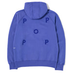 Pop Trading Company Logo Pullover Hoodie / Grape - Deadstock.ca