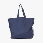 Pop Trading Company Packable Tote Bag / Navy