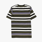 Pop Trading Company Striped Pocket T-shirt / Multi