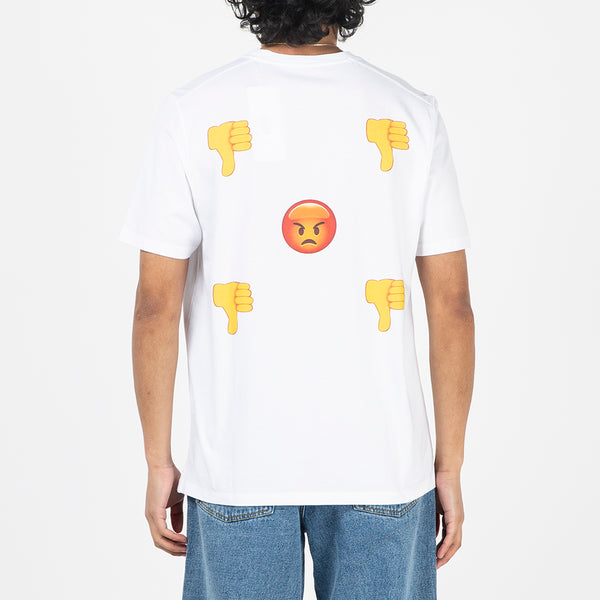 Pop Trading Company Noah T-shirt / White